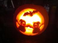 Wifey's pumpkin.