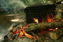 Woodland stew.
