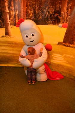 I love you Iggle Piggle.